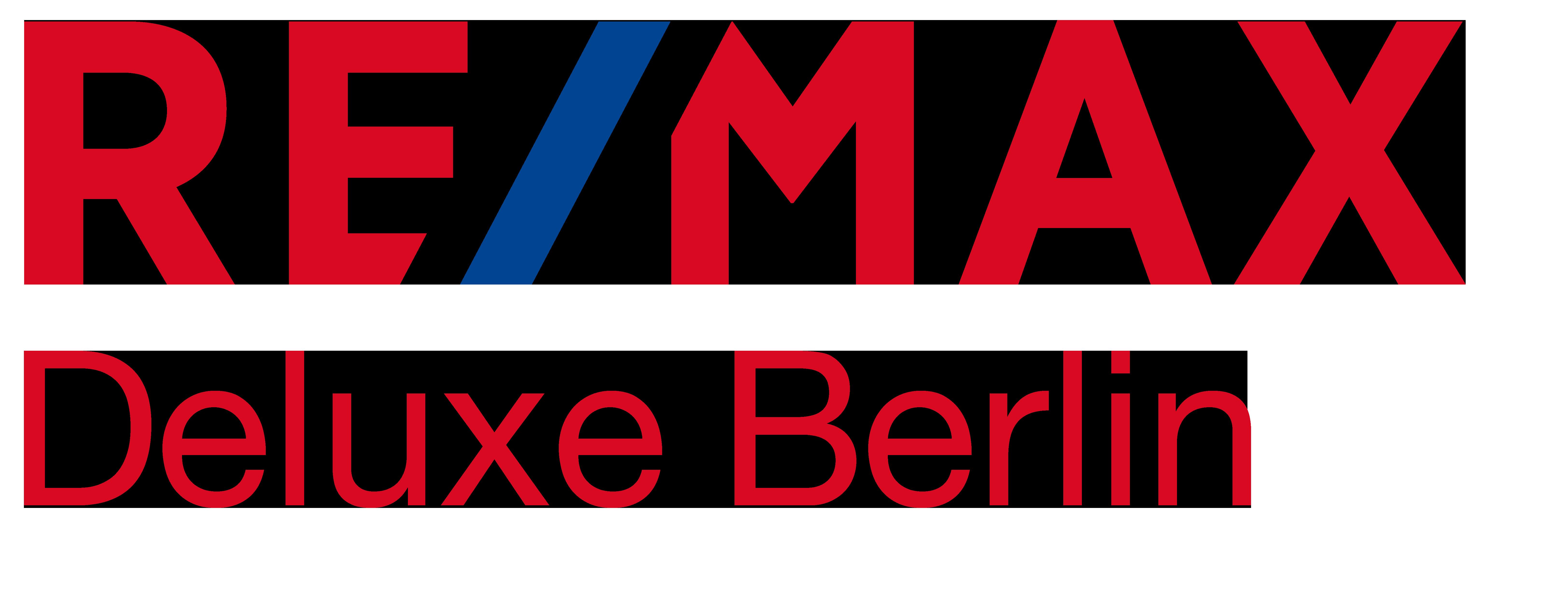 REMAX_Logotype+OfficeName Deluxe Berlin